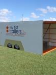 Layflat trailers